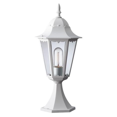 Philips Massive 15022/31/19 - Venkovní lampa ZAGREB 1xE27/100W/230V bílá