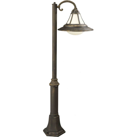Philips Massive 15213/42/10 - Venkovní lampa SOFIA 1xE27/100W/230V