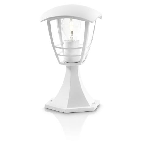 Philips Massive 15382/31/10 - Venkovní lampička PARIS 1xE27/60W bílá