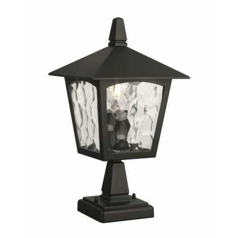 Philips Massive 15412/30/10 - Venkovní svítidlo BUCHAREST 1xE27/60W černá
