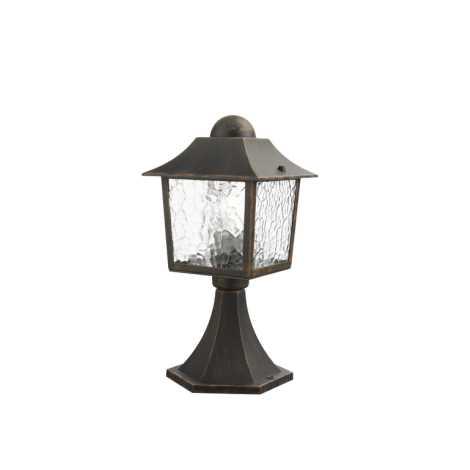 Philips Massive 15452/86/10 - Venkovní lampa DEBRECEN 1xE27/60W