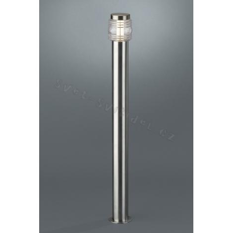 Philips Massive 16169/47/10 - Venkovní lampa ESSEX 1xE27/15W nerez ocel