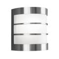 Philips Massive 17025/47/10 - Venkovní nástěnné svítidlo CALGARY 1xE27/60W IP44