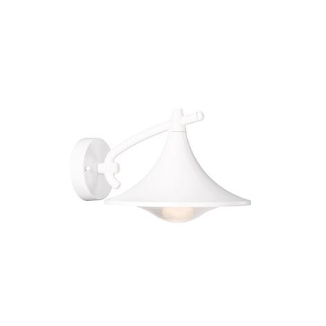 Philips massive 17207/31/10 Venkovní nástěnné svítidlo ARAD 1xE27/15W bílá