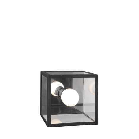 Philips Massive 17213/30/10 - Venkovní svítidlo NAMUR 1xE27/60W černá