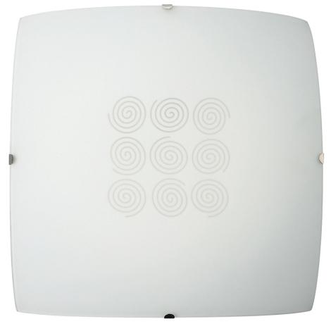 Philips Massive 30179/67/10 - Stropní svítidlo CRISSY 1xE27/100W bílá