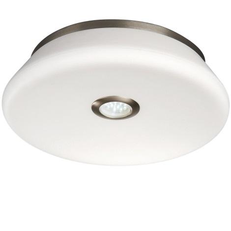 Philips Massive 32071/31/10 - LED Koupelnové stropní svítidlo SURF 1x2GX13/22W + 1xLED/0,96W