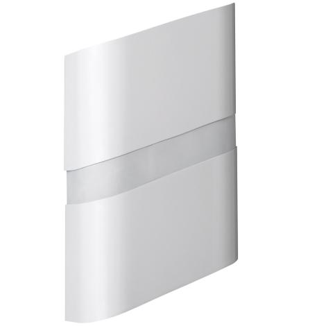 Philips Massive 33245/31/17 - Nástěnné svítidlo MALIA 1xE27/23W bílá