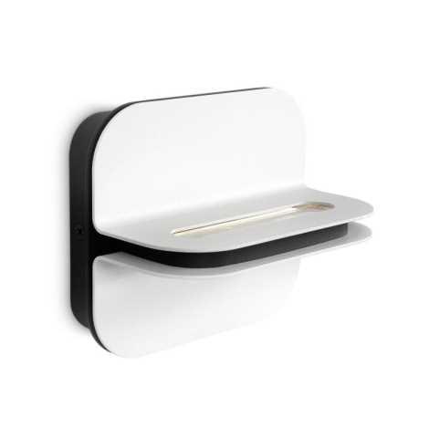 Philips Massive 33257/31/10 - LED Nástěnné svítidlo PAULINE 2xLED/2,5W bílá