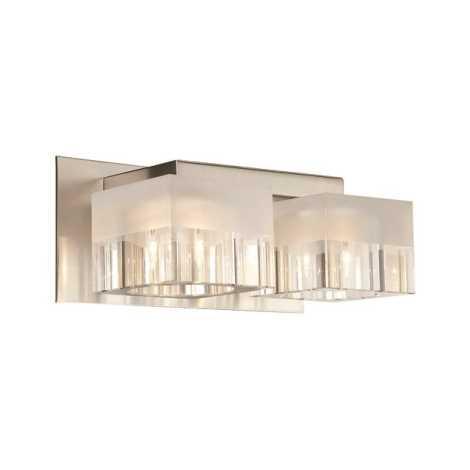 Philips Massive 37652/17/30 - Nástěnné svítidlo AIKEN 2xG4/20W