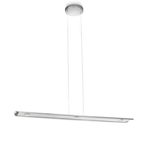 Philips Massive 37865/11/10 - LED Závěsný lustr MENDEL 3xLED/7,5W