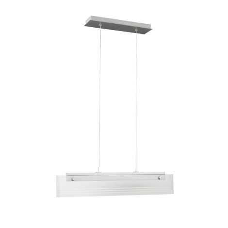 Philips Massive 37955/48/10 - LED Závěsný lustr FRESNEL 2xLED/7,5W hliník