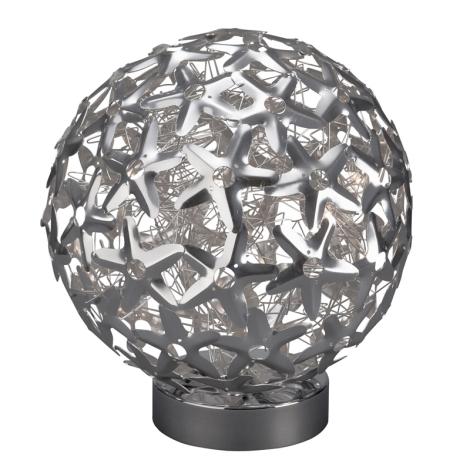 Philips Massive 37964/48/10 - Stolní lampa MERCIER 5xG4/20W/230V