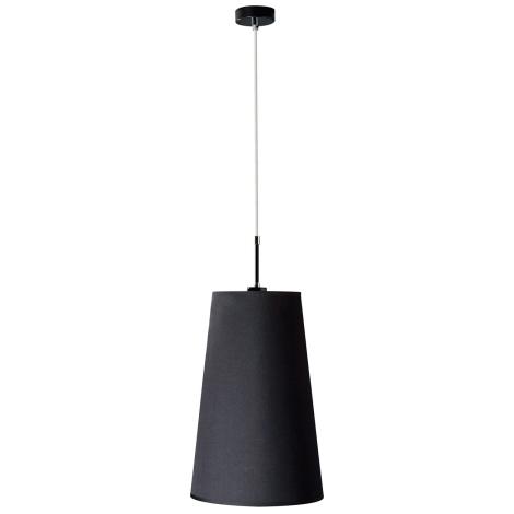 Philips Massive 38030/30/10 - Závěsné svítidlo BROBA 1xE27/60W černá
