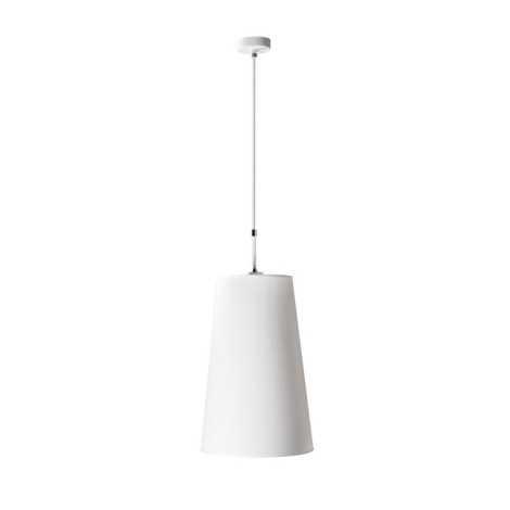 Philips Massive 38030/31/10 - Závěsné svítidlo BROBA 1xE27/60W bílá