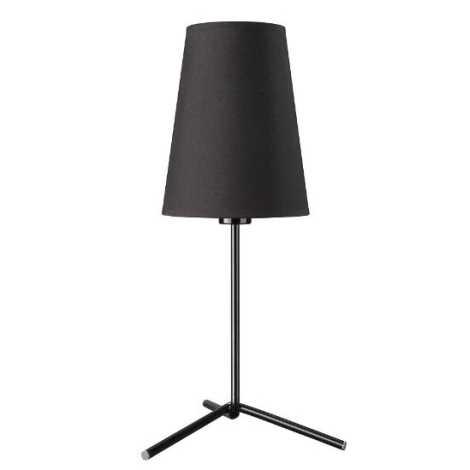 Philips Massive 38034/30/10 - Stolní lampa BROBA 1xE27/60W