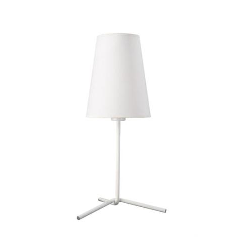 Philips Massive 38034/31/10 - Stolní lampa BROBA 1xE27/60W/230V