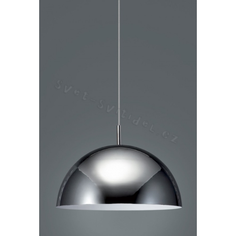 Philips Massive 40228/11/10 - Závěsný lustr ERASMO 1xE27/150W