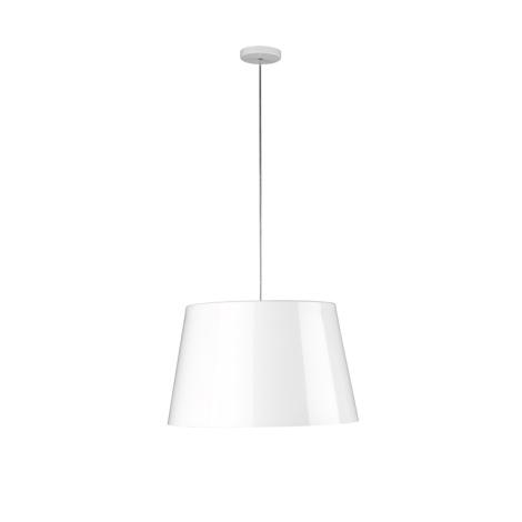 Philips Massive 40569/31/10 - Závěsný lustr LAPO 1xE27/60W bílá