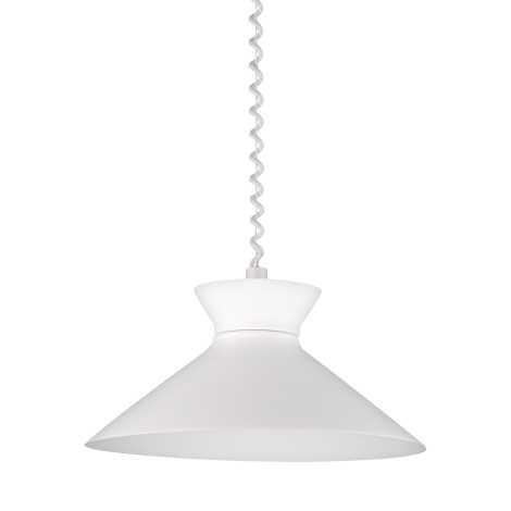 Philips Massive 40618/31/10 - Závěsný lustr FARADA 1xE27/60W bílá