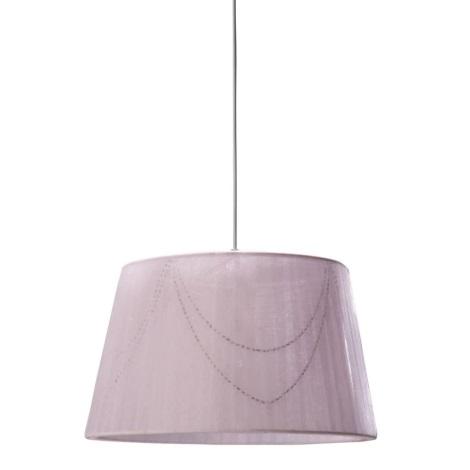 Philips Massive 40631/20/10 - Závěsný lustr LALI 1xE27/40W fialová