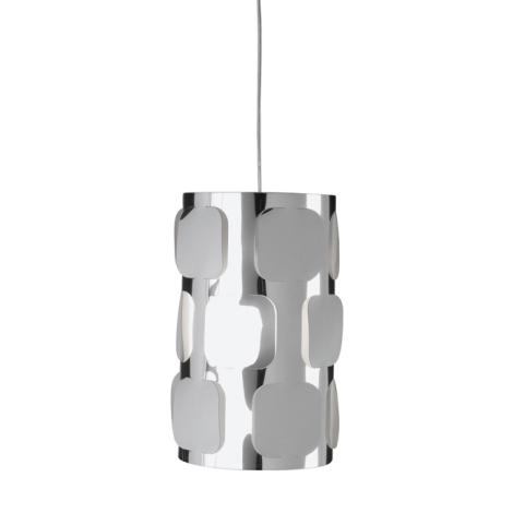 Philips Massive 40643/11/10 - Závěsný lustr BERTHOLO 1xE27/60W chrom