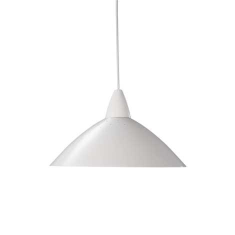 Philips Massive 40708/31/10 - Závěsný lustr CAROLUS 1xE27/60W bílá