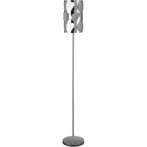 Philips Massive 42643/11/10 - Stojanová lampa BERTHOLO 1xE27/60W chrom