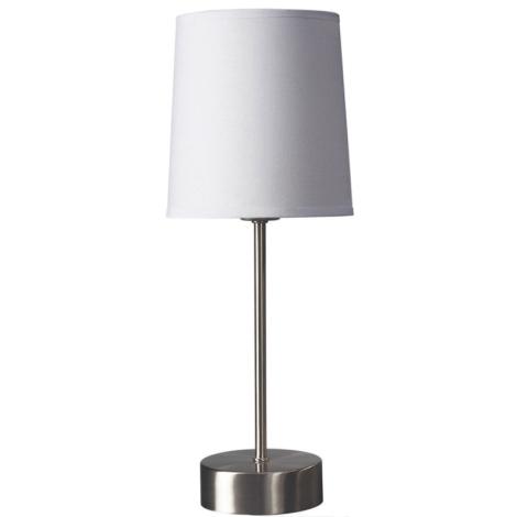 Philips Massive 43197/31/10 - Stolní lampa BERLIOZ E14/40W/230V