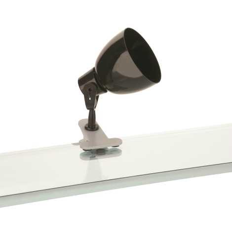 Philips Massive 51201/30/10 - Bodové svítidlo TIMO 1xE14/12W černá