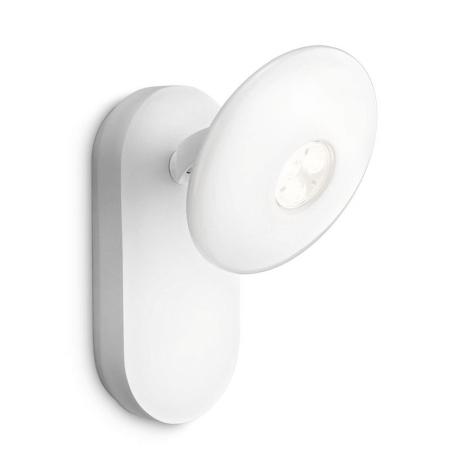 Philips Massive 53140/31/10 - LED Bodové svítidlo HYVES 1xLED/7,5W bílá