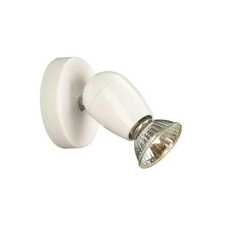 Philips Massive 54440/31/90 - Bodové svítidlo OZZY 1xGU10/50W bílá