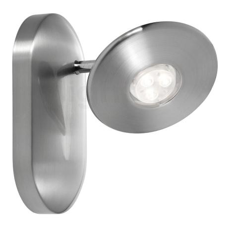 Philips Massive 56410/17/10 - LED Bodové svítidlo KAVO 1xLED/7,5W matný chrom