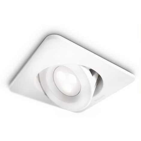 Philips Massive 57922/31/81 - LED koupelnové podhledové svítidlo 1xLED/7,5W/230V