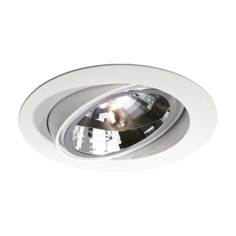 Philips Massive 59040/31/81 - Koupelnové podhledové svítidlo DUBLIN 1xG53/50W