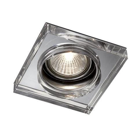 Philips Massive 59560/11/10 - Koupelnové podhledové svítidlo SAPPHIRE 1xGU10/50W/230V