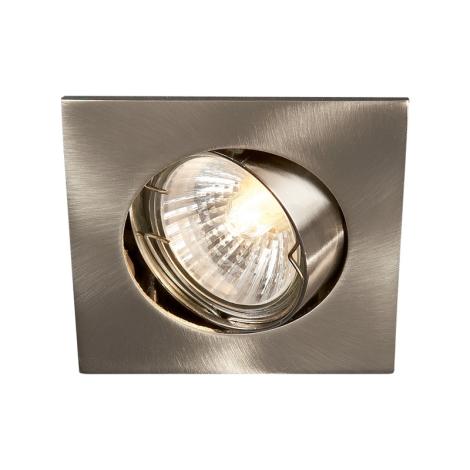 Philips Massive 59780/17/81 - Koupelnové podhledové svítidlo BOMBAY 1xGU10/50W