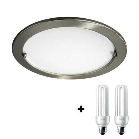 Philips Massive 59798/17/15 - Podhledové svítidlo  2xE27/22W/230V