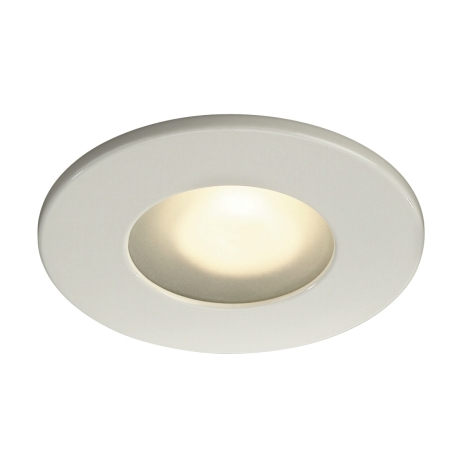 Philips Massive 59906/31/19 - Koupelnové podhledové svítidlo INSPIRE 1xGU10/11W