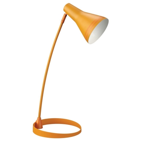 Philips Massive  67322/53/10 - Lampa stolní SCOTT 1xE14/8W oranžová