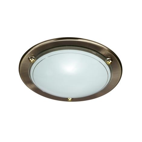 Philips Massive 70700/01/06 - Stropní svítidlo FERGIE 1xE27/60W bronz