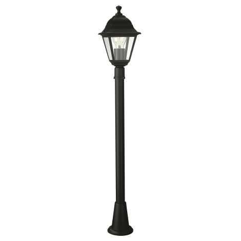 Philips Massive 71421/01/30 - Venkovní lampa LIMA 1xE27/60W černá