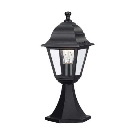 Philips Massive 71427/01/30 - Venkovní lampa LIMA 1xE27/60W černá
