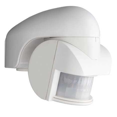 Philips Massive 87098/12/31 - Senzor pohybu VIRGINIA bílá
