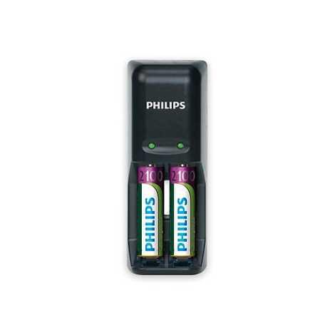 Philips SCB1290NB - MultiLife nabíječka baterií mini