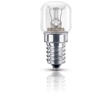 Philips Speciální kamnová žárovka  E14/15W/230V