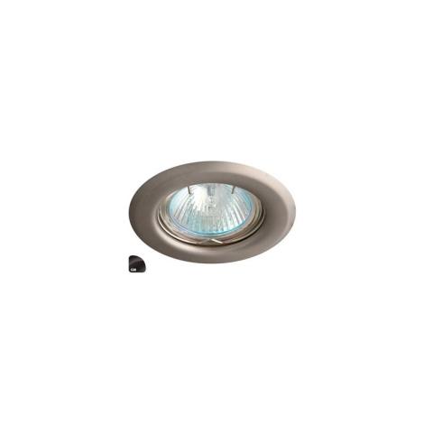 Podhledové svítidlo AXL 2114 1xMR16/50W černý chrom - GXPP010