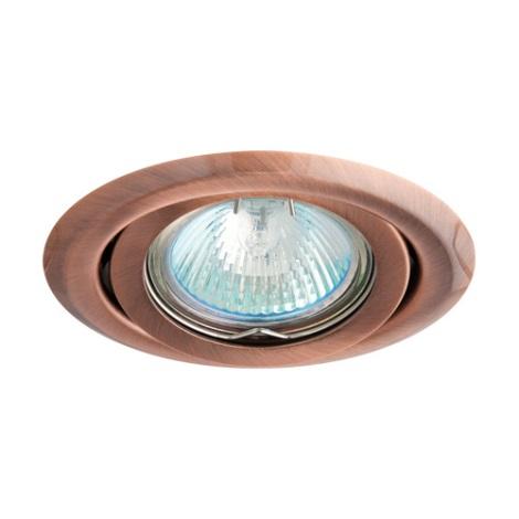 Podhledové svítidlo AXL 2115 1xMR16/50W antická hnědá - GXPP034
