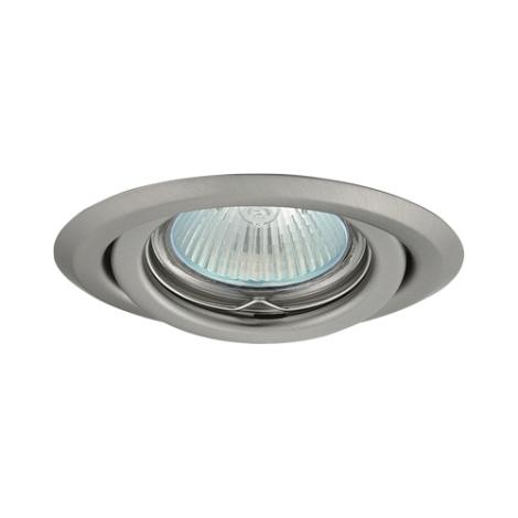 Podhledové svítidlo AXL 2115 1xMR16/50W matný chrom - GXPP036
