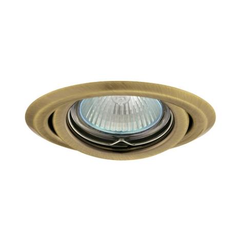 Podhledové svítidlo AXL 2115 1xMR16/50W mosaz matná - GXPP033